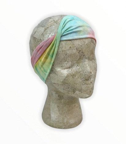 Sherbet Tie Dye Headband