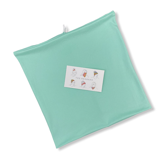 Mint Teal Solid GemBand - All-in-on Accessory