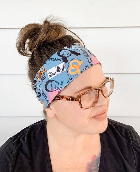 Office Pretzel Day Headband