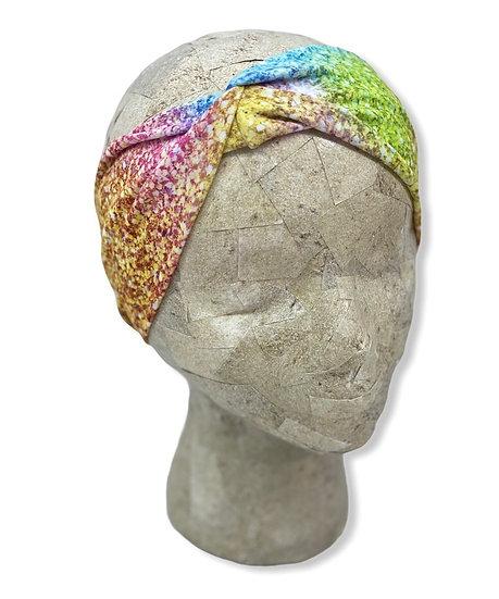 Rainbow Glitter Shimmer Headband