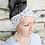 Thumbnail: Small Cream Animal Print Headband