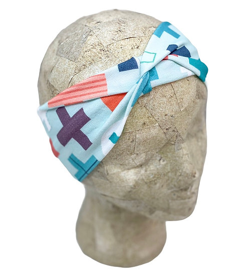 Medical First Aid Cross Headband