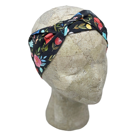 Black Medical Supplies Headband