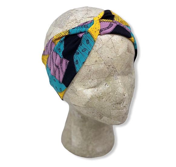 Sally Patchwork Headband