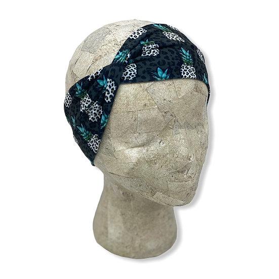 Animal Print Pineapple Headband