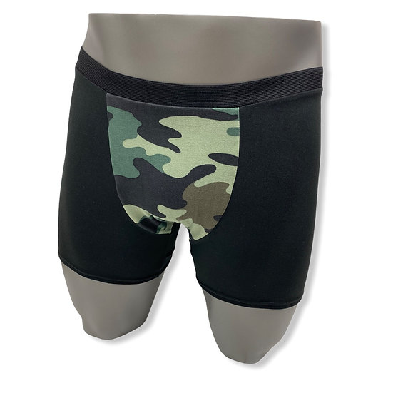 Camo and Black Junk Drawers