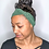 Thumbnail: Animal Print Rainbow Green and Gold Mommy and Me Set