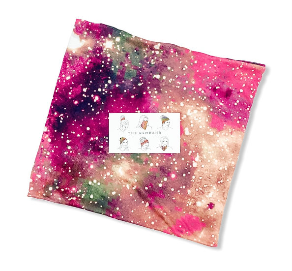 Adult Pink Galaxy GemBand All-in-one Accessory