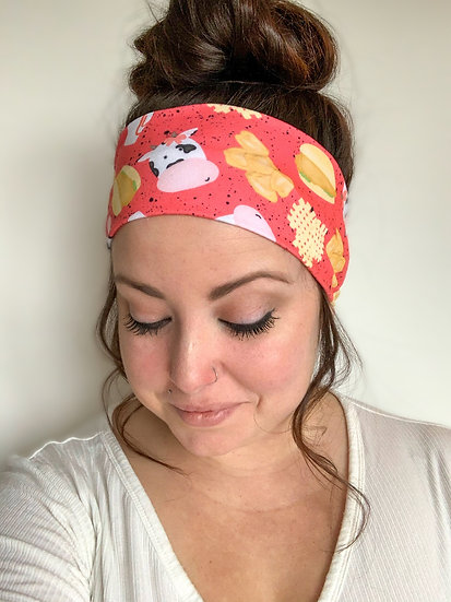 My Pleasure Chicken and Fries Headband
