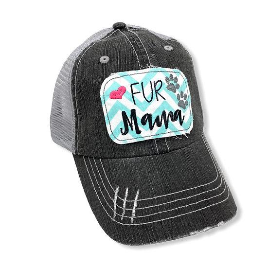 Fur Mama Regular Trucker Hat