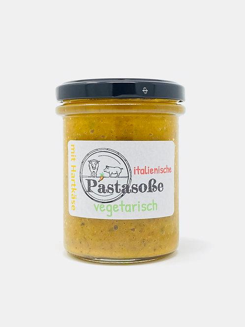 Italienische Pastasauce vegetarisch