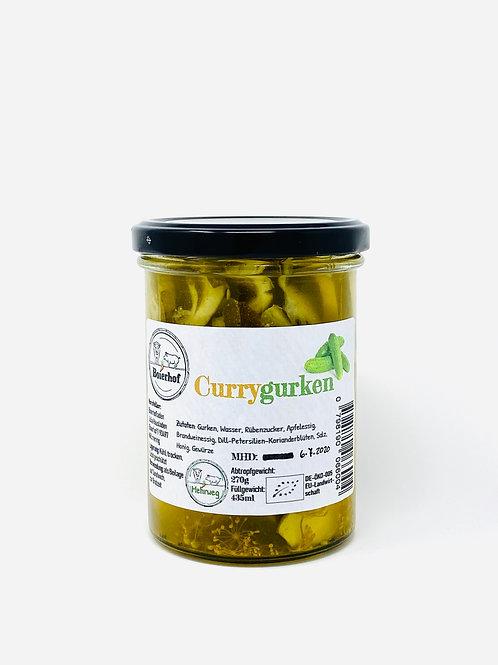 Currygurken