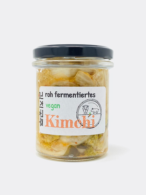 Kimchi - roh fermentiert, vegan