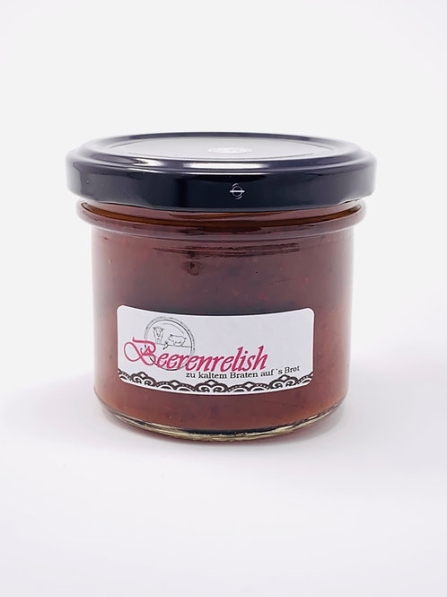 Beerenrelish