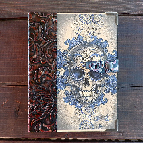 V. Sienna Skull