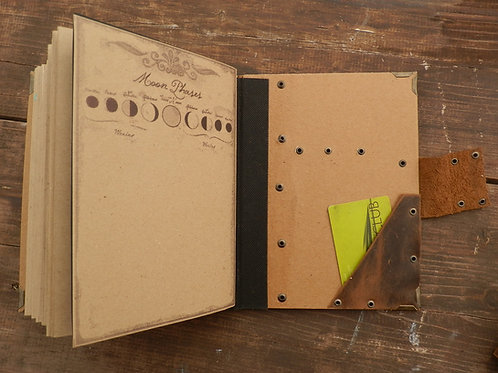 Scrapbook εσωτερικό θήκη για κάρτες