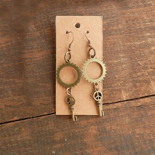 Gear Peace Key