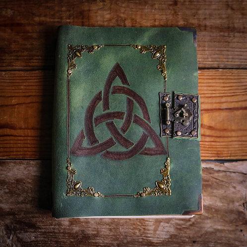 celtic triangle πράσινο