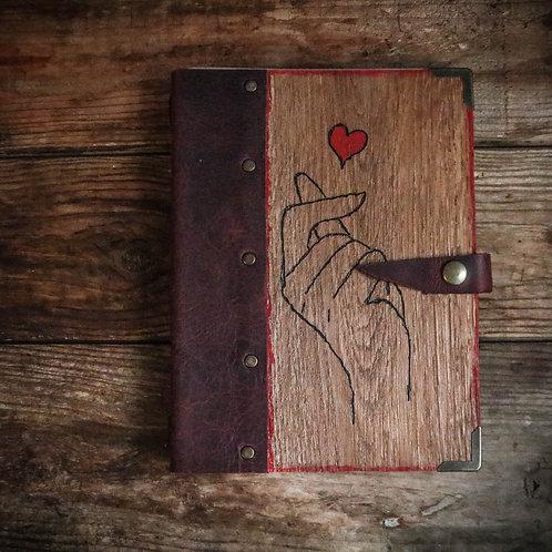 Χέρι καρδιά
