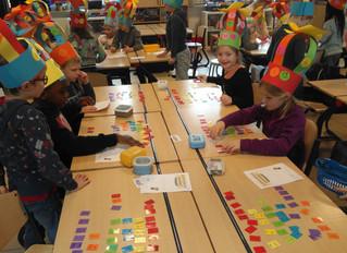Letterfeest in onze klas!