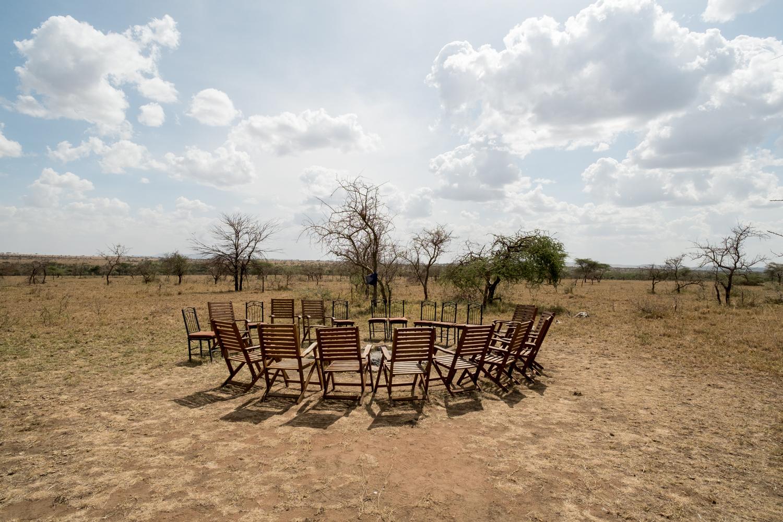 Serengeti Wildcamps