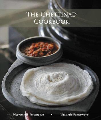 The Chettinad Cookbook (Hardcover)