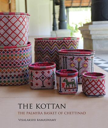 The Kottan: The Palmyra Basket of Chettinad (Hardcover) by Visalakshi Ramaswamy