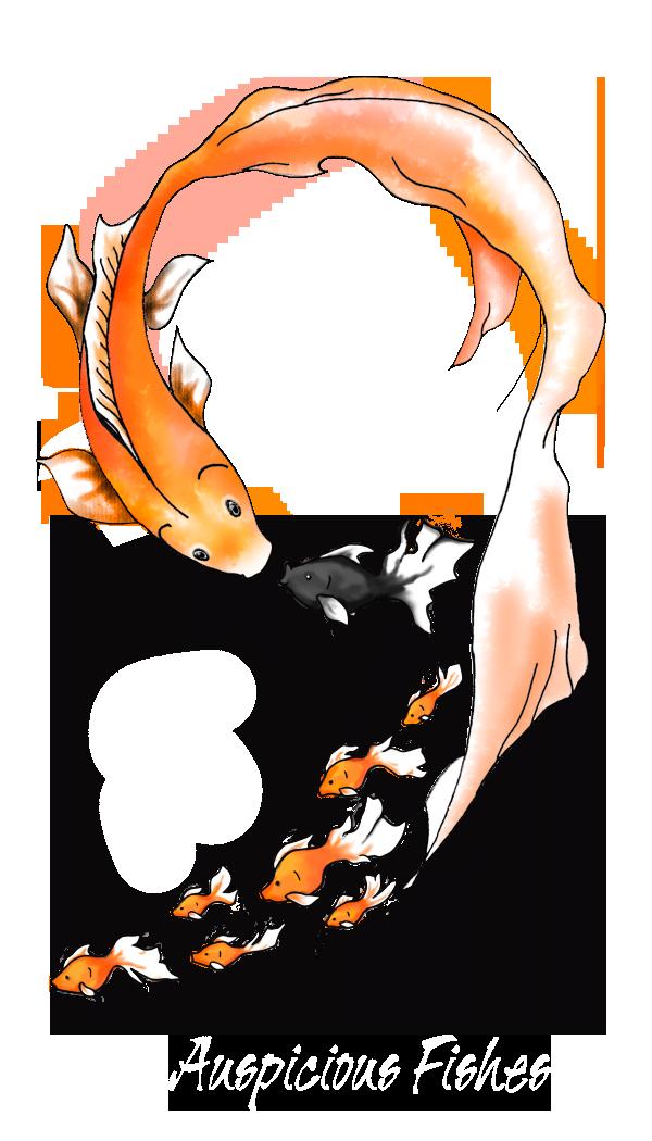 9 Auspicious Fishes