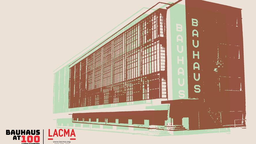 Bauhaus at 100 Back