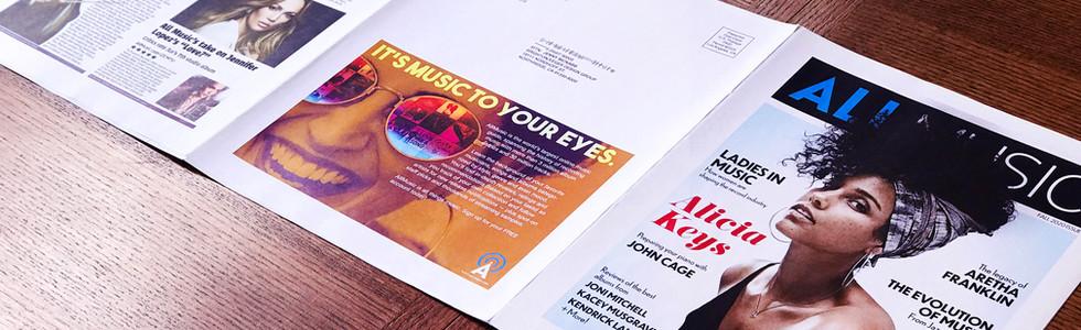 All Music Brochure