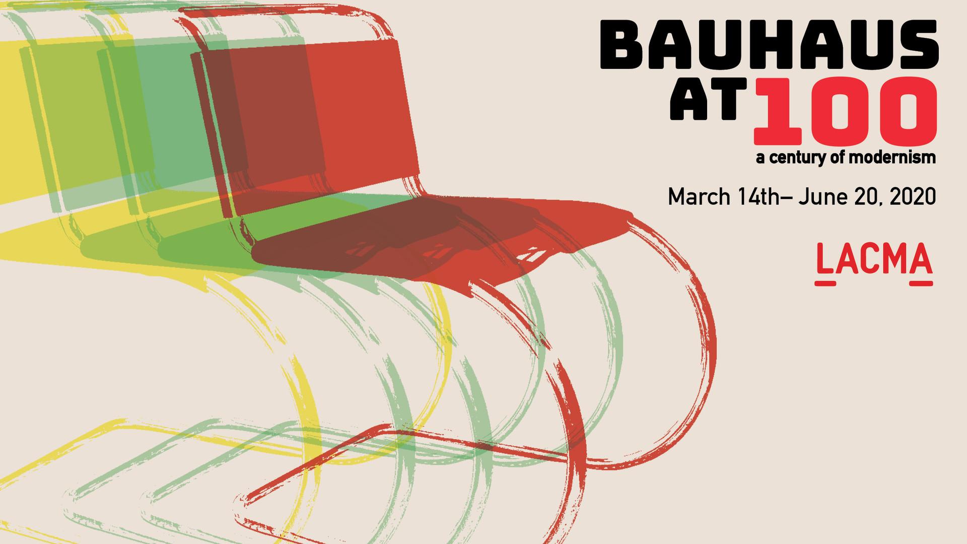 Bauhaus at 100 Cover