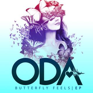 Oscar Del Amor– Butterfly Feels (2018)