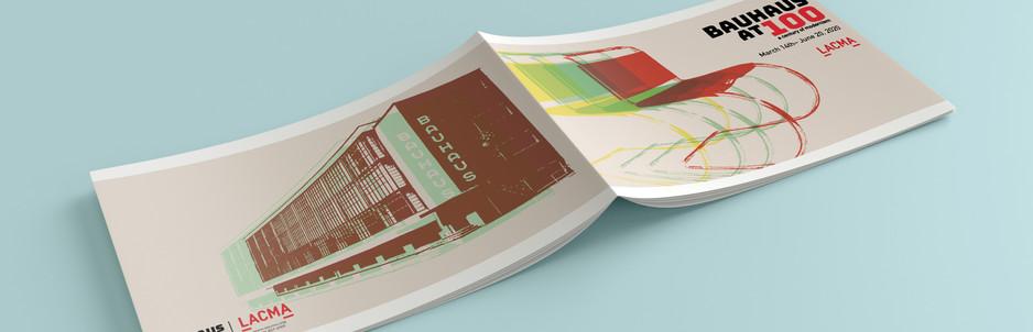 Bauhaus at 100 Mockup Back