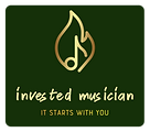 Invested Musician Logo