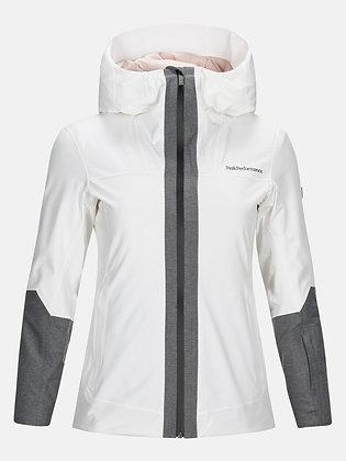PEAK PERFORMANCE Velaero White Core Jacke Damen