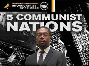 RB.023 - 07.12.2020 - 5 Communist Nation