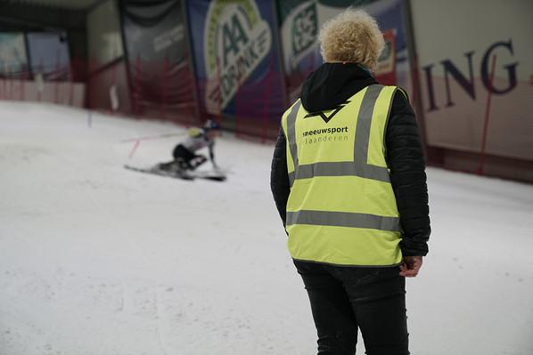 Chris Masset - Skiën