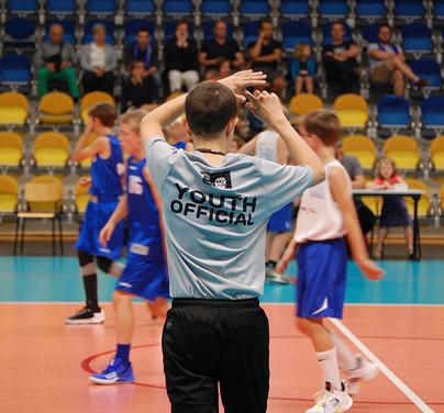 Lander Vaneecke - Basketbal