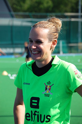 Virginie Hermans - Hockey