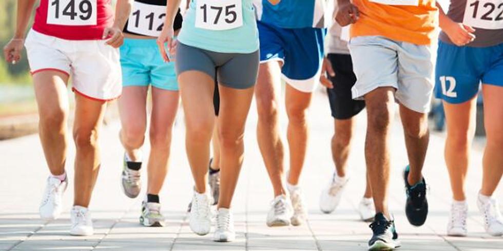5K Race, 2 Mile Walk, 1 Mile Kids Fun Run, & .25 Tot Run
