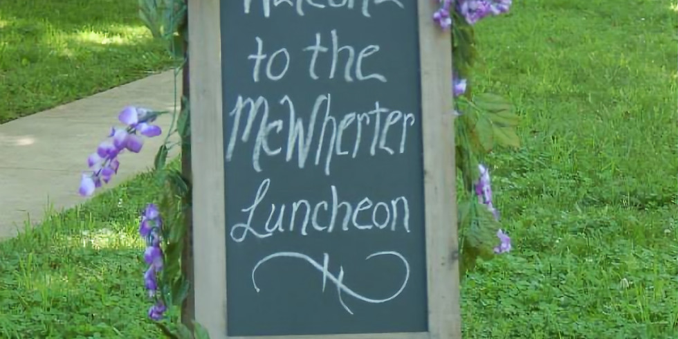McWherter Governor's Luncheon