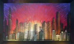 Chicago Skyline for Essie