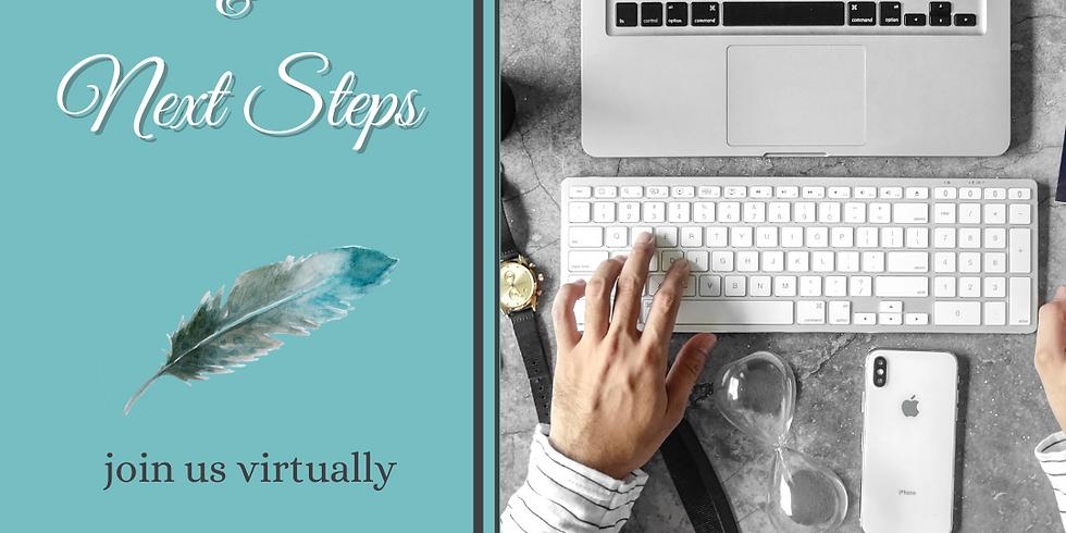 Sacred Share presents: First Steps & Next Steps