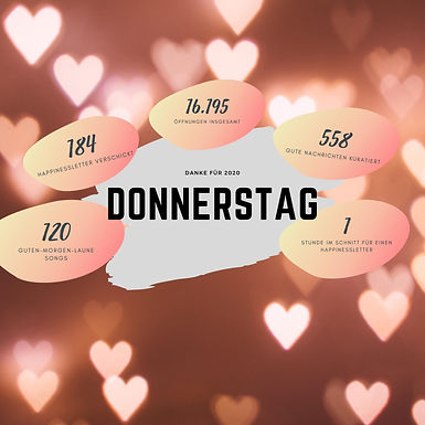 Donnerstag, 17.12.2020