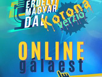 Online gálaesttel zárult a VI. Legszebb Erdélyi Magyar Dal pályázat