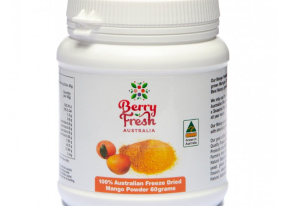 Berry Fresh MANGO POWDER 60G