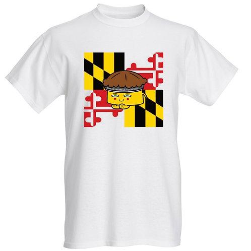 Unisex Maryland Logo Tee