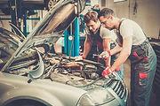 טיפים בתיקון כלי רכב