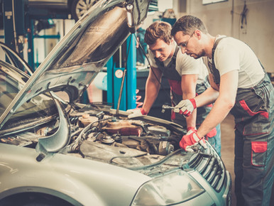 5 Car Maintenance Tips for the New Year
