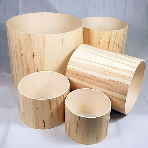 Set Acero esterno Mineral maple | Maple shell pack mineral maple outer